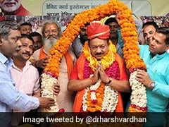 Doctor-Turned Politician Harsh Vardhan Minister Again In PM Modi Cabinet