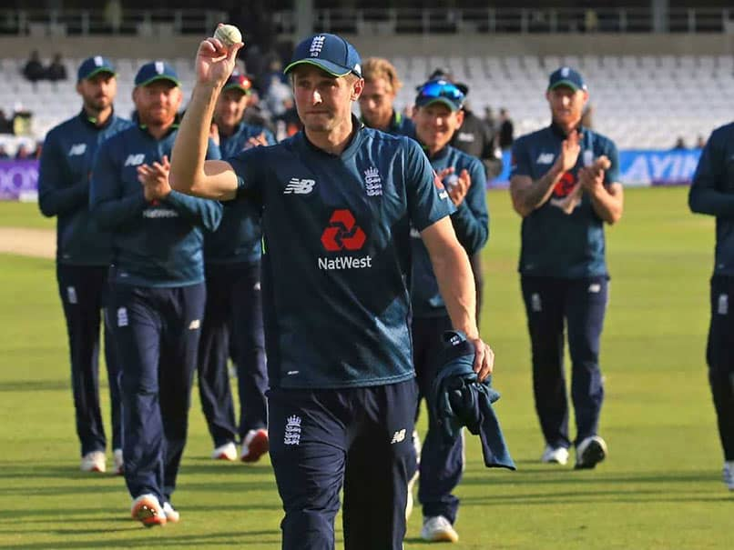 Five-Wicket Chris Woakes Wraps Up England Rout Of Pakistan
