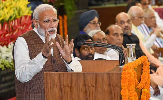 'Minorities Have Been Cheated, We Have To Stop It': PM Modi At NDA Meet