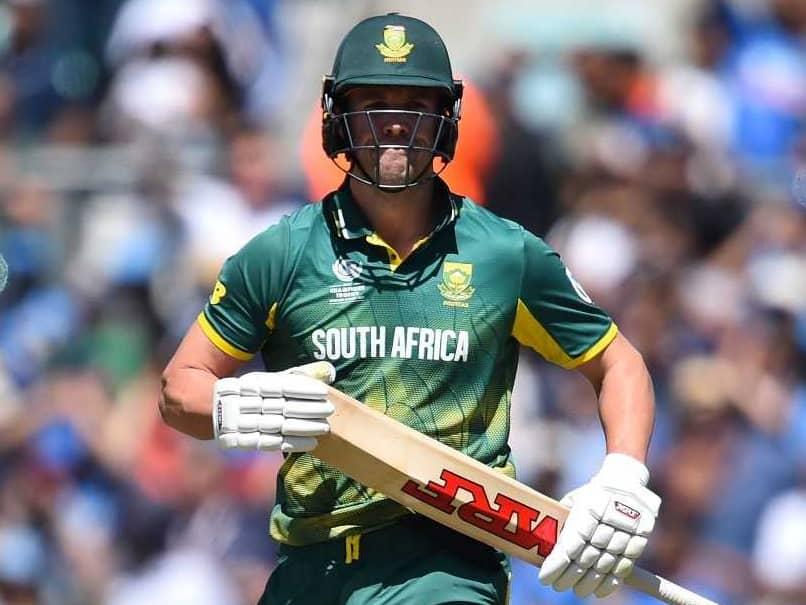 """Felt Cornered"": AB De Villiers On Decision To Retire Before World Cup 2019"