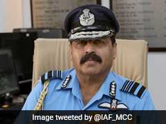 Air Marshal Rakesh Singh Takes Charge As New IAF Vice Chief