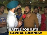 Video : Lok Sabha Polls 2019: Who Did Amethi And Lucknow Vote For?
