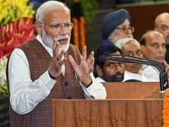 """Minorities Have Been Cheated, We Have To Stop It"": PM Modi At NDA Meet"
