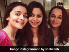 'If Alia Or Shaheen Bhatt Are Suffering, I Get Affected Badly,' Says Mom Soni Razdan