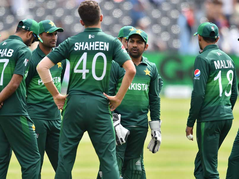Pakistan announce 12-man squad for West Indies World Cup fixture