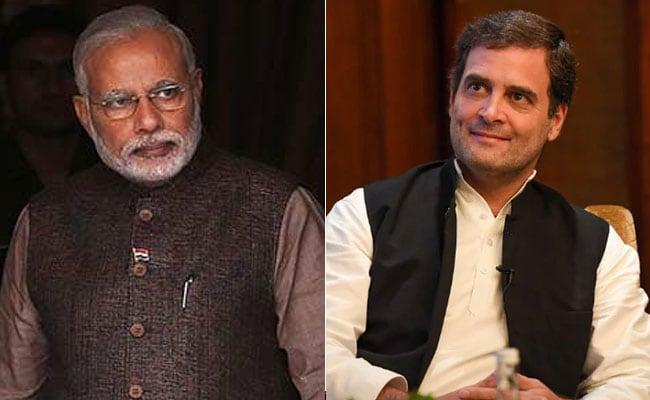 पीएम मोदी ने कहा- 'गंदगी भारत छोड़ो', राहुल गांधी का तंज- 'असत्य की गंदगी' भी साफ हो