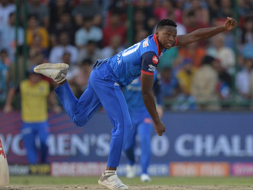 IPL 2019: Kagiso Rabada Has Been Ruled Out For The Season Due To Back Injury