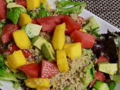Weight Loss: This High-Protein, Low-Cal Quinoa Fruit Salad Is All You Need To Shed Quick Kilos