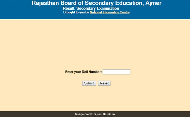 RBSE 12th Result 2019 Released At Rajresults.nic.in
