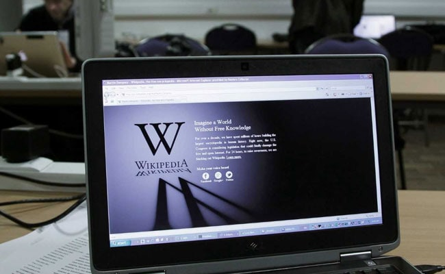 Wikipedia Blocked In China Ahead Of Tiananmen Anniversary
