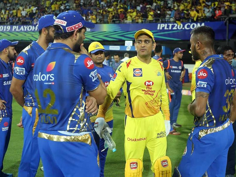 IPL 2019, MI vs CSK Final: Round Up Of Two Teams For 12 Long Years