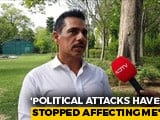 "Video : ""I Want To Earn It"": Robert Vadra To NDTV On Joining Politics"