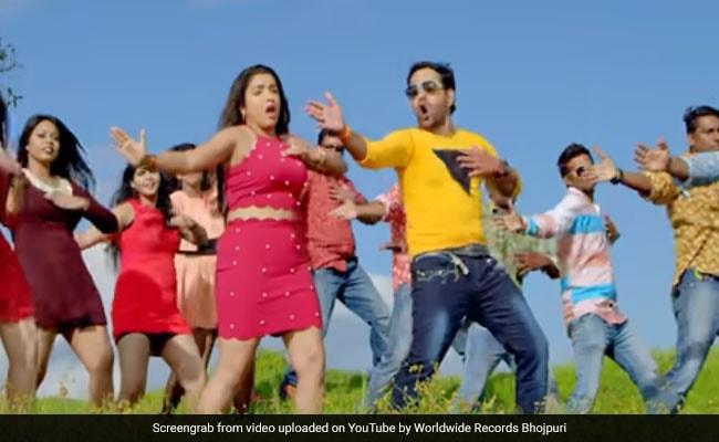 Bhojpuri Cinema: निरहुआ और आम्रपाली दुबे ने मचाया गदर, 'जय वीरू' के ट्रेलर में दिखी जबरदस्त केमिस्ट्री- देखें Video