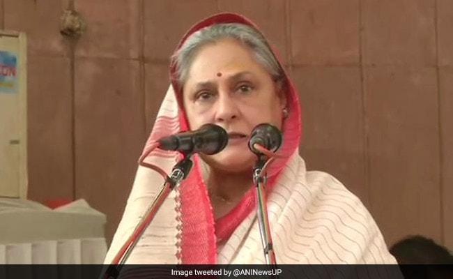 Election 2019: 'Those Responsible For Protecting Nation Creating Chaos': Jaya Bachchan