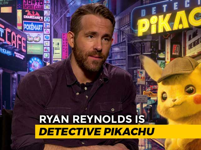 Video : Ryan Reynolds On Moving From <i>Deadpool</i> To <i>Detective Pikachu</i>