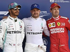 Spanish GP: Valtteri Bottas Edges Lewis Hamilton To Complete Pole Hat-Trick In Mercedes Lockout