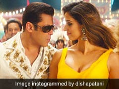 Disha Patani On Working With Salman Khan In <i>Bharat</i>: He's Very Grounded