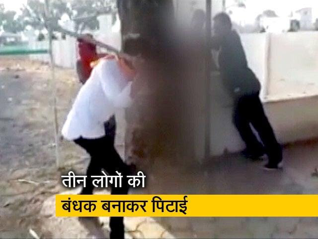 Videos : मध्य प्रदेश: सिवनी में गोरक्षा के नाम पर गुंडागर्दी