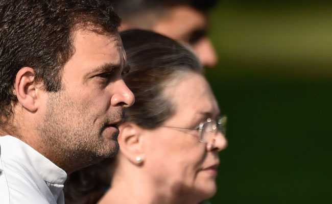 Congress Asked Sonia Gandhi To Be Temporary Chief. How She Responded