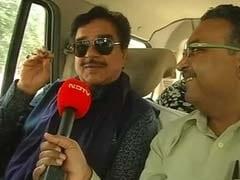 पीएम मोदी के गैर राजनीतिक इंटरव्यू पर शत्रुघ्न सिन्हा ने ली चुटकी, NDTV से कही यह बात...