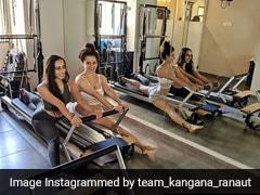 Kangana Ranaut's Monday Motivation. What Keeps The <I>Mental Hai Kya</I> Actress Going