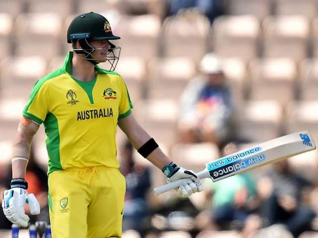 Steve Smiths Century Greeted With Boos In England - Watch