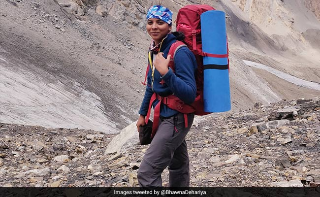 With Thumb On Oxygen Cylinder Leak, Woman Braves Hurdles To Scale Everest