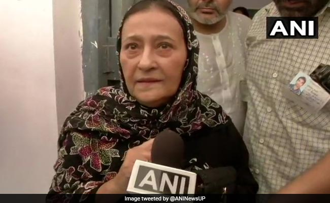 Lok Sabha Elections 2019: Samajwadi Party Leader Azam Khan's Wife Alleges Death Threat To Family