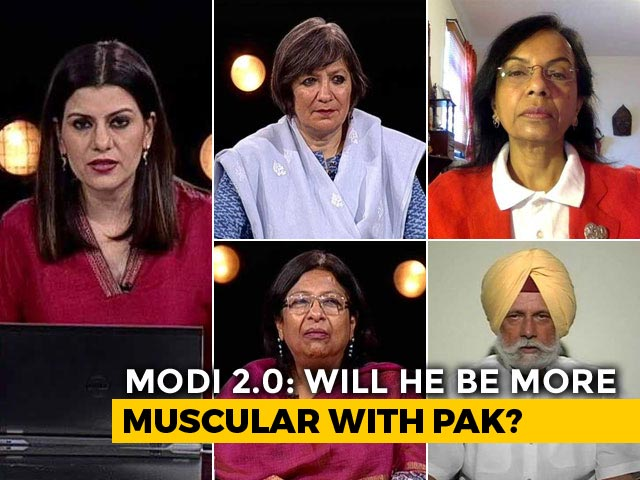 Video : Modi Government 2.0: Should The PM Talk To Imran Khan?
