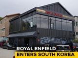 Video : Royal Enfield Enters South Korea