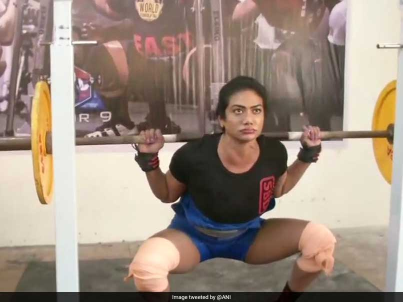 Asian Power-Lifting Championship Gold Medallist Slams Government For Lack Of Support