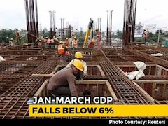 """Video: India Loses """"Fastest Growing Major Economy"""" Tag To China"""