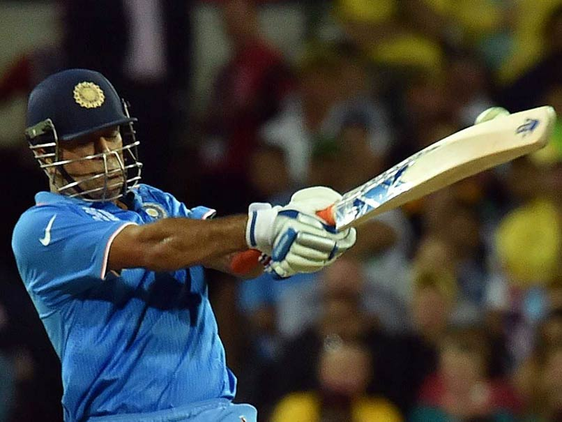 "Sunil Gavaskar Explains Why MS Dhoni Has To Play A ""Massive"" Role For India In World Cup"
