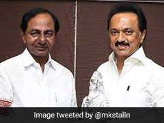 KCR's Federal Front Pitch Gets New Direction From MK Stalin: Sources