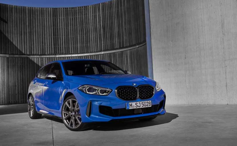 2020 BMW 1 Series Breaks Cover