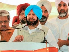 Punjab Congress Chief's Resignation Totally Unnecessary: Amarinder Singh