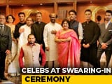 Video : Top Leaders Of India Inc, Bollywood Celebs Attend PM Modi's Oath Ceremony