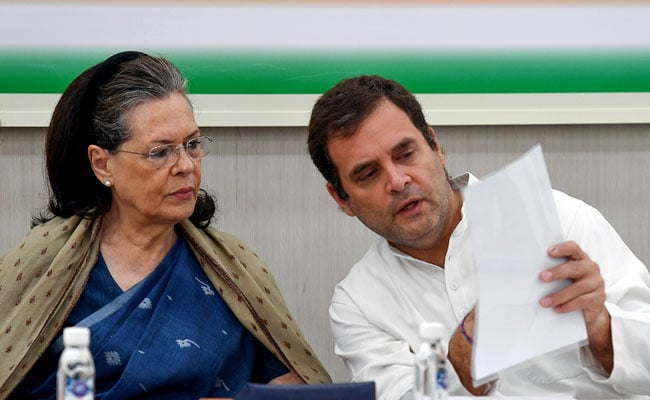 'Stop Dismantling Environmental Rules': Gandhis Seek Withdrawal Of EIA 2020