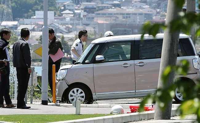 Car Ploughs Into Young Children In Japan, Killing Two