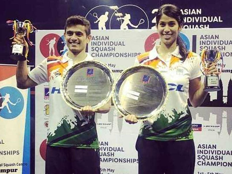 SQUASH: Saurav Ghosal becomes Asian Champion first time
