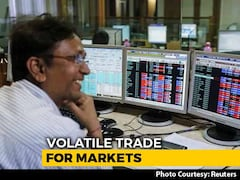 Video: Sensex Gains Over 200 Points, Nifty Near 11,900