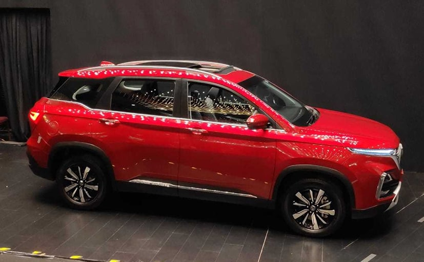 Mg Hector Bookings To Begin From June 4 2019 Ndtv Carandbike