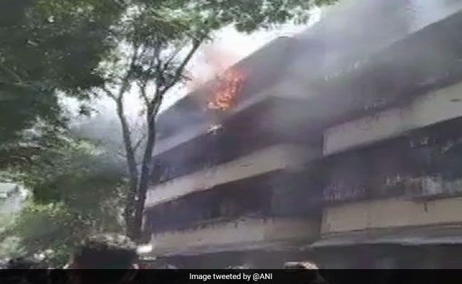 16-Year-Old Dies After Fire Breaks Out At Mumbai Police Station Premises
