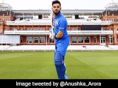 Virat Kohli's Wax Statue Unveiled At Lord's Ahead Of World Cup 2019