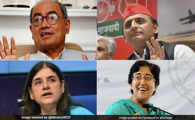 Lok Sabha Election 2019 6th Phase Voting: A Look At Top Candidates