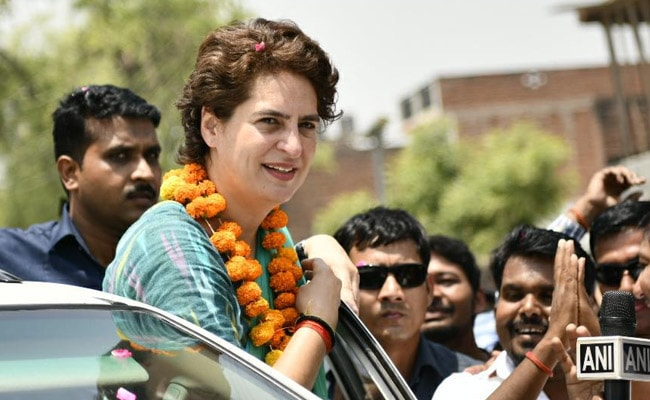 General Election 2019: BJP Giving Rs 20,000 To Village Heads In Amethi: Priyanka Gandhi Vadra