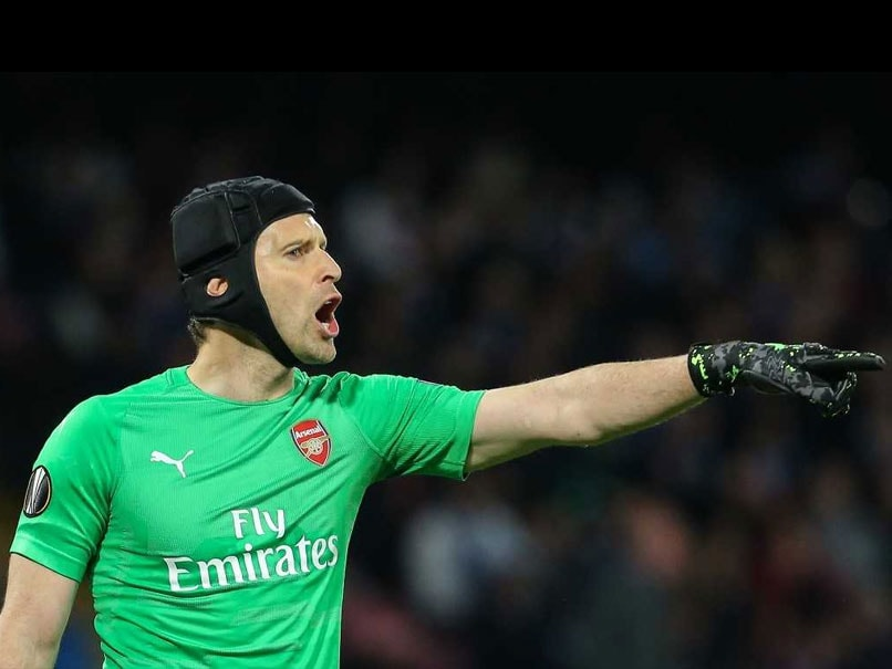Europa League Final: Petr Cech Hopes To Haunt Chelsea In Arsenal Farewell