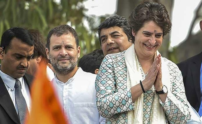 Shiv Sena's Unusual Praise For Rahul Gandhi, Priyanka: 'They Worked Hard'