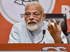 """Will Return With Full Majority"": PM Modi Tells Journalists - Top Quotes"