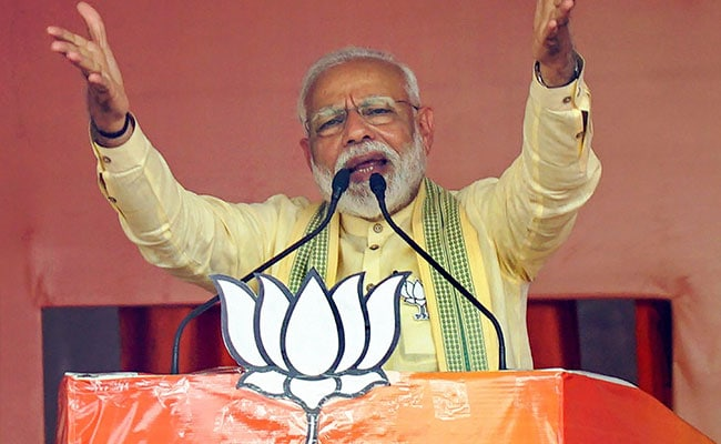 PM Modi Confident Of Winning Polls, Promises 'Vikas Ki Ganga' In Next Term